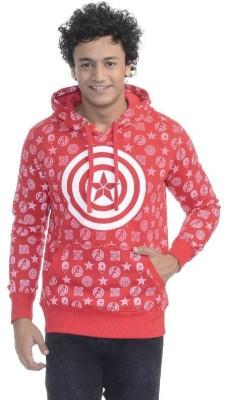 Avenger Full Sleeve Printed Men's Sweatshirt