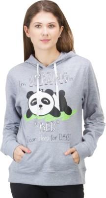 Gabi Full Sleeve Graphic Print Women's Sweatshirt