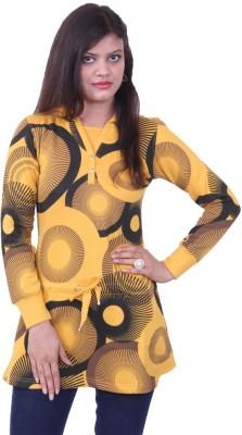 Austrich Full Sleeve Printed Women's Sweatshirt