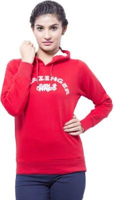 Slazenger Full Sleeve Solid Women's Sweatshirt
