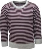 Pepito Full Sleeve Striped Girls Sweatsh...