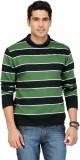 Yepme Full Sleeve Striped Men's Sweatshi...