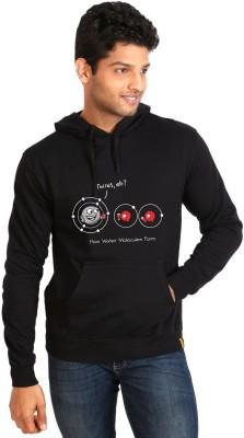 Campus Sutra Full Sleeve Printed Mens Sweatshirt