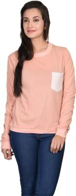 Anasazi Full Sleeve Solid Women's Sweatshirt
