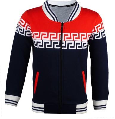 Naughty Ninos Full Sleeve Printed Boy's Sweatshirt