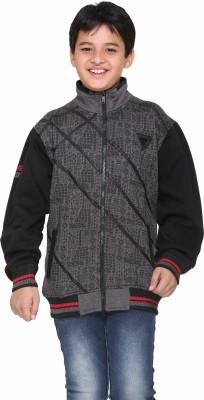 Superkids Full Sleeve Solid Boy's Sweatshirt