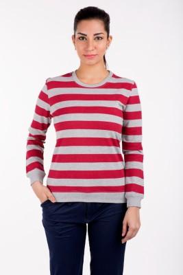 De Moza Full Sleeve Printed Women's Sweatshirt