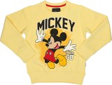 Mickey & Friends Full Sleeve Printed Boy...