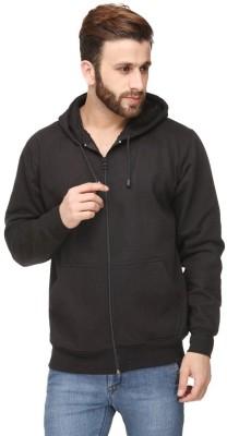Goodtry Full Sleeve Solid Men's Sweatshirt