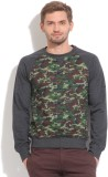Flying Machine Printed Men's Sweatshirt