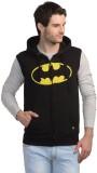 Batman Sleeveless Printed Men's Sweatshi...