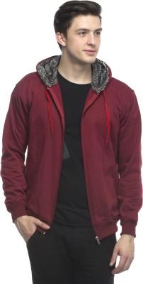 Ess Cee Full Sleeve Solid Men's Sweatshirt