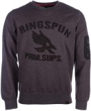 Ringspun Full Sleeve Solid Men's Sweatsh...