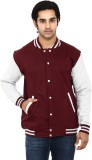 STACKIA Full Sleeve Solid Men's Sweatshi...
