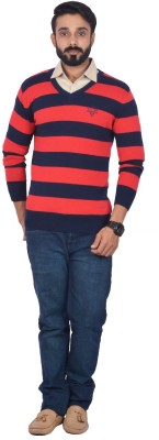 urbantouch Full Sleeve Solid Men's Sweatshirt