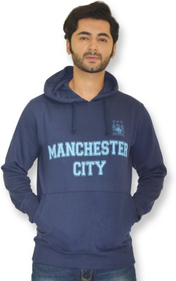 Manchester City FC Full Sleeve Printed Men's Sweatshirt