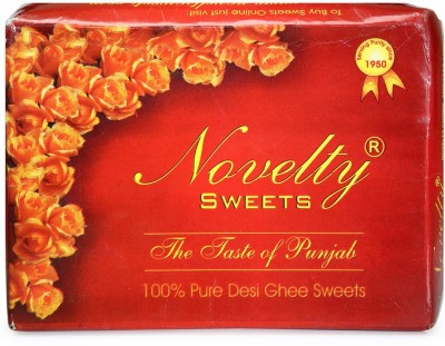 Novelty Sweets Soan Papdi(400 g, Box)