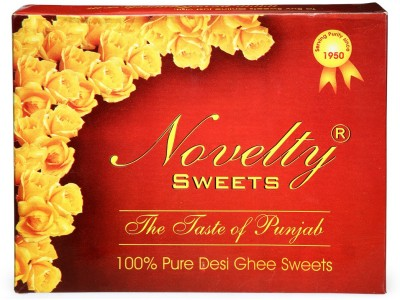 Novelty Sweets Soan Papdi
