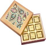 Ghasitaram Gifts Gold Printed 9 pcs Roas...