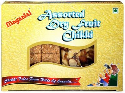 Maganlal Chikki Chikki(1000 g, Box)