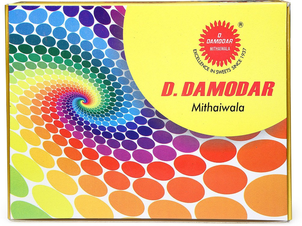 D. Damodar Mithaiwala Sohan Halwa