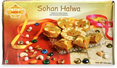Chaina Ram Sohan Halwa(1000 g, Box)