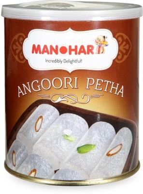 Manohar Diary Agra Petha(1000 g, Tin)