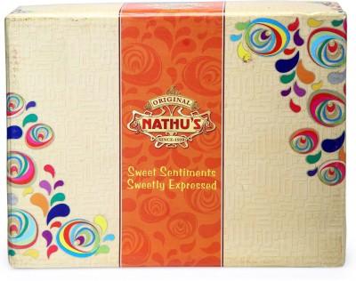Nathu Sweets Soan Papdi(500 g, Box)