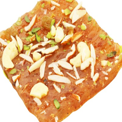 Ghasitaram Gifts Ice Halwa(800 g, Box)