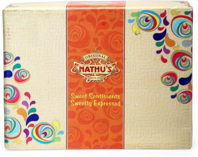 Nathu Sweets Soan Papdi(1000 g, Box)