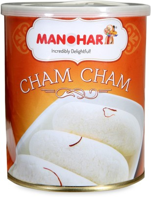 Manohar Diary Cham Cham(1000 g, Tin)