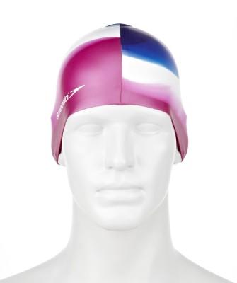 Speedo Multi Colour Silicone Swimming Cap