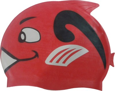 Fab5 Fish Shape Swimming Cap