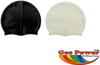 Gee Power Imported (Set of 2) Swimming Cap