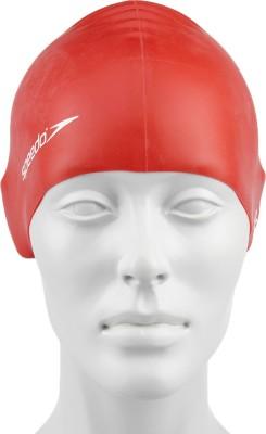 Speedo Plan Flat Silicone Junior Swimming Cap