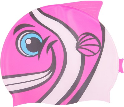 TYR Charactyrs happy fish Swimming Cap