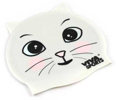 Viva Sports Cat Swimming Cap