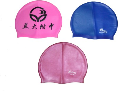 Metro Sports Water Hair Protection Gear Swimming Cap