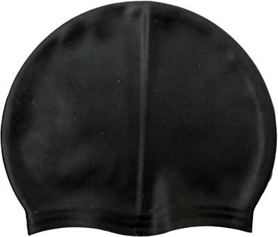 Gee Power BlackSC Swimming Cap