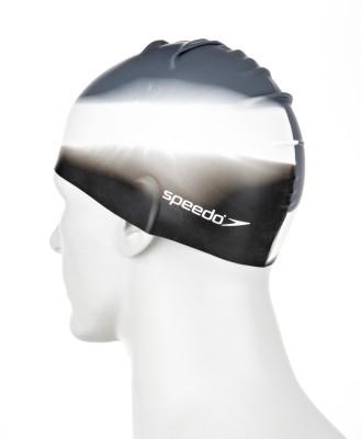 Speedo MultiColour Silicone Swimming Cap