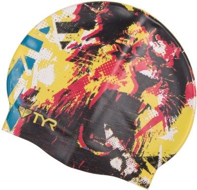 TYR THE KING Swimming Cap