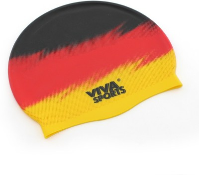 Viva Sports Country Germany Swimming Cap