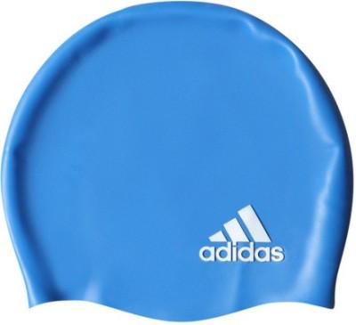 Adidas SIL CP Logo Swimming Cap