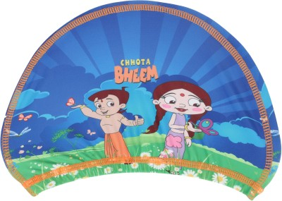 Chhota Bheem Bheem & Butterflies Swimming Cap