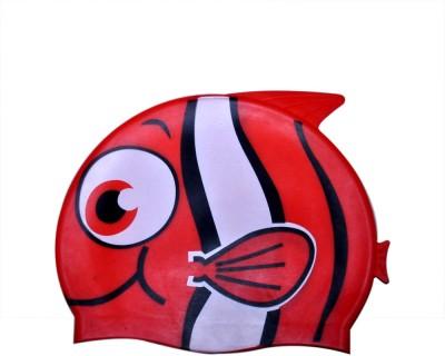 swimcart SWIMMING CAP FOR KIDS Swimming Cap