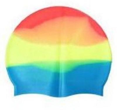 Cosco Multi Color Swimming Cap