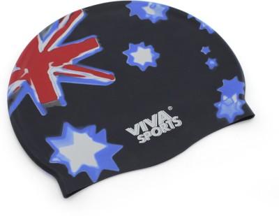 Viva Sports Country Australia Swimming Cap