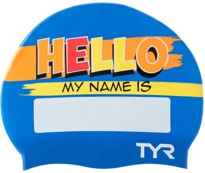 tyr hello junior Swimming Cap