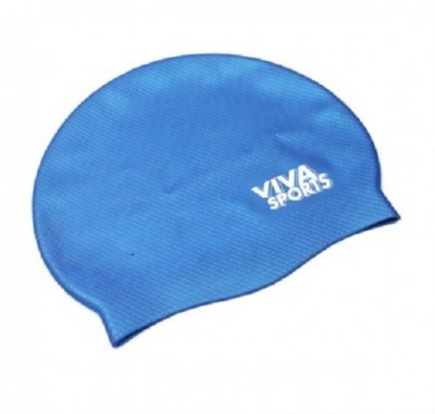 Viva Sports Embossed Swimming Cap