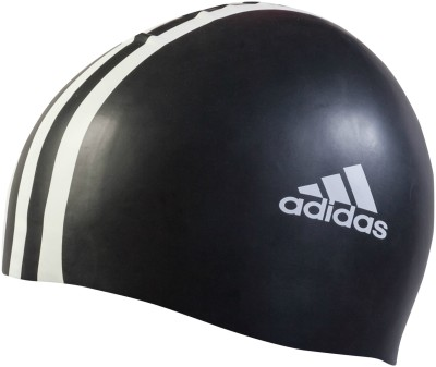 Adidas Silicone 3 Star Swimming Cap